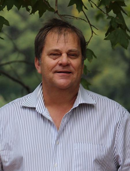 Prof Ian Rothmann.
