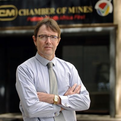 Roger Baxter . Chamber of Mines . 25 Jan 2016 . pics Russell Roberts