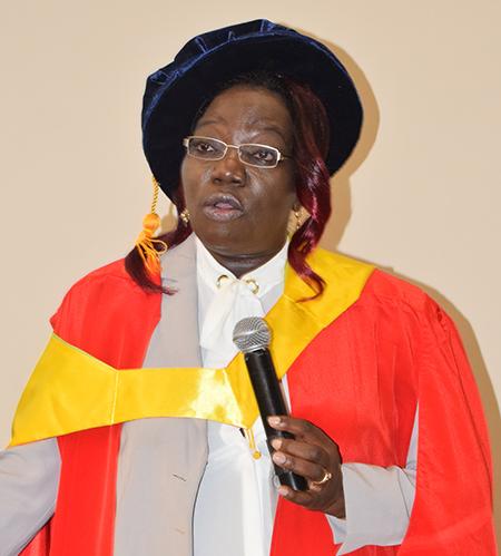Prof Olubukola Oluranti Babalola.