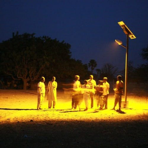 Renewable energy technology holds promise for rural electrification. Wikimedia Commons/Flickr, CC BY-NC-ND
