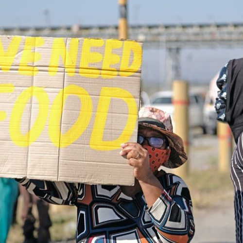Food insecurity is a daily reality for millions of South Africans. Community organisations can help. Dino Lloyd/Gallo Images via Getty Images